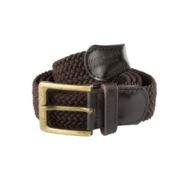 JACK PYKE Countryman Elasticated Belt Brown - opasok