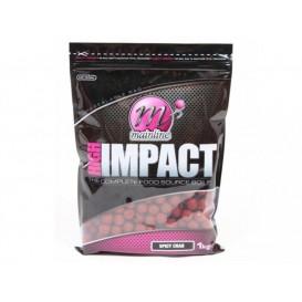 MAINLINE High Impact Boilies Spicy Crab 20mm 1kg - boilies