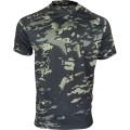 VIPER Mesh-Tech T-Shirt V-Cam Black - tričko