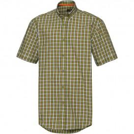 PARFORCE Halbarmhemd Sommer Karo - krátka košeľa