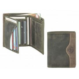 BTK Hunter Kombiborse - kožená peňaženka