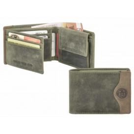 BTK Hunter Scheintasche - kožená peňaženka