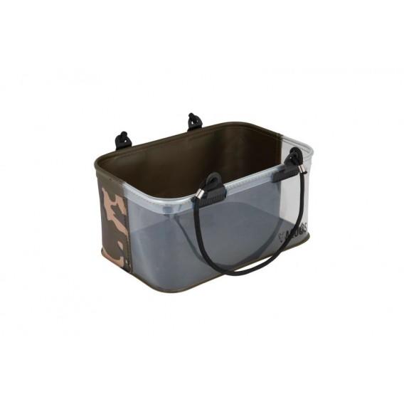 FOX Aquos Camo Rig Water Bucket - skladacie vedro