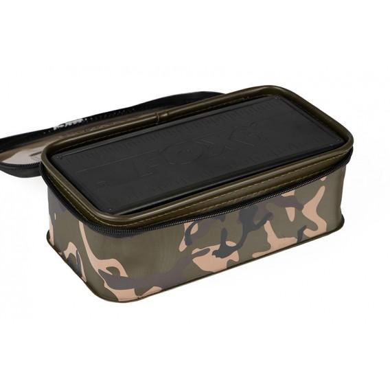 FOX Aquos Camo Rig Box and Tackle Bag - nepremokavá taštička