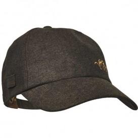 BLASER Vintage Kappe - čiapka hnedá melanž